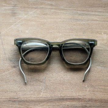 Can You See Me Now  Vintage Bifocals  Aden  Retro  by becaruns