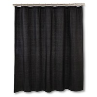 Shower Curtain - Black - Room Essentials™