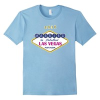 Married in Las Vegas 2016 t-shirt