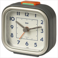 Bai Design Squeeze Me Travel Alarm Clock in Landmark - 530.LA | CSN Clocks