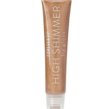 High-Shimmer Lip Gloss