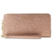 MICHAEL Michael Kors Alex Travel Continental Wallet | macys.com