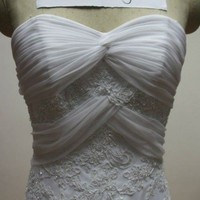 Custom Make Vintage Wedding Dress Bridal Gown Formal Cocktail Dresses | Thatshop - Clothing on ArtFire