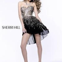 Sherri Hill 8443  Sherr Hill PROM 2013 Bravura Pageant, Prom, Bridal and Formalwear Boutique - Prom 2009 Superstore