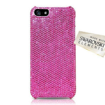 iPhone 5s and iPhone 5 Swarovski Elements Crystal Bling Case in  Custom Colors - Christmas / Holiday 2013