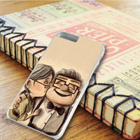 Carl And Ellie Up Movie iPhone 6 Plus Case