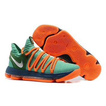 Best Deal Online Nike Zoom Kevin Durant 10 Sneaker Men Basketball KD Sports Shoes 010