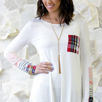 Cecily Patchwork Tunic