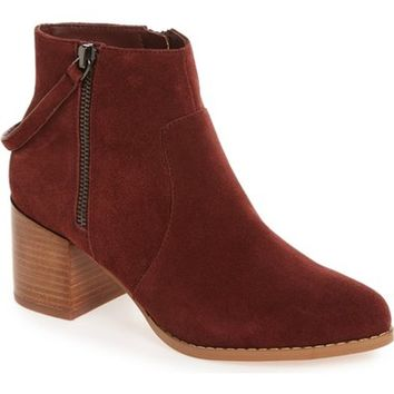 Sole Society Everleigh Bootie (Women) | Nordstrom
