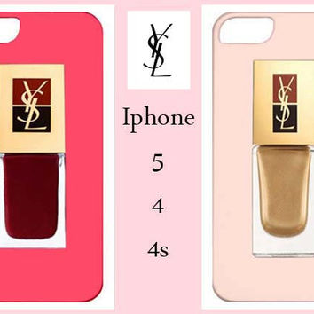 Iphone 5/4/4s Case-YSL Iphone 5 Case-Ysl Iphone Cover-YSL-Iphone 5 case,Iphone 4/4s case,Iphone 5 cover,Iphone 4/4s cover,Iphone 5/4/4s skin