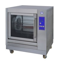 Chicken Rotisserie Oven - Electric, Capacity: 30 PCS, 9.7 KW, TT-WE23A