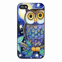 Night Owl for Iphone 5 Case *01*