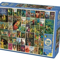 Vintage Nancy Drew 1,000 Piece Puzzle