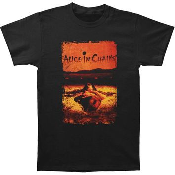 Alice In Chains Men's  Dirt Tee T-shirt Black