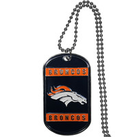 Denver Broncos Tag Necklace FTN020