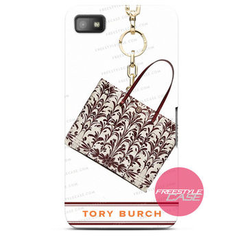 Tory Burch Kerrington Square Symphony Combo Blackberry Case Z10, Q10, Dakota Cover