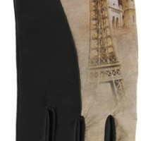 ICON Leather Women's Lined Gloves - PARIS (Medium)
