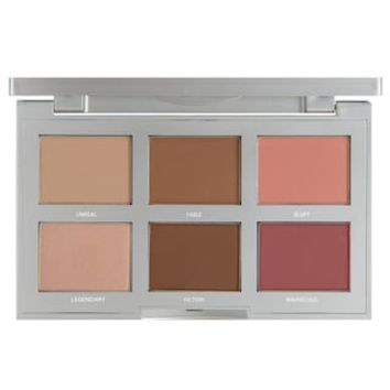 PUR Epic Illusion Cheek & Contour Palette | null