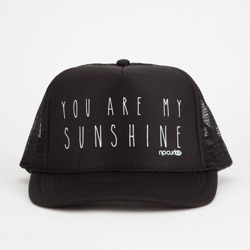 RIP CURL You Are My Sunshine Womens Trucker Hat | Hats
