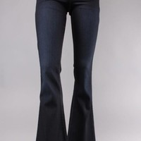 Fit & Flare Jean