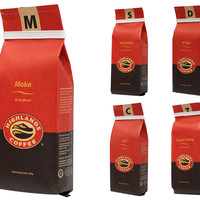 Highlands Coffee Vietnamese 200g Ground Coffee Beans