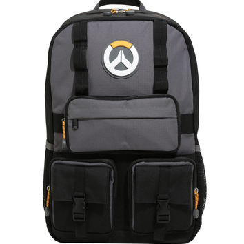 Overwatch Tactical Built Backpack