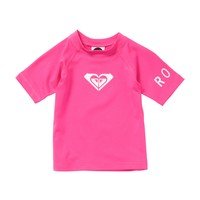 Roxy - Whole Hearted Infant SS Rashguard