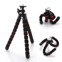 Universal Octopus Flexible Portable Camera Mini DV Tripod Stand for Canon Nikon