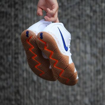 """[ Free  Shipping ]Kyrie 4 """"Uncle Drew"""" Basketball Shoes"""