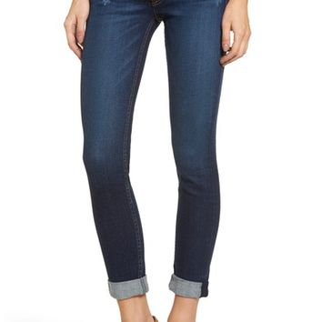 Hudson Jeans Tally Crop Skinny Jeans (Contender) | Nordstrom