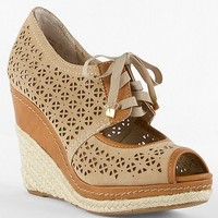 Naughty Monkey Southern Sunrise Espadrille Wedge