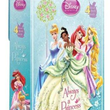 Disney Princess - Always a Princess Book