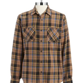 Dockers Flannel Sports Shirt