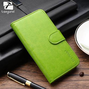 Flip PU Leather Phone Cases For LG L Fino D290 D290N G2 Lite D295 4.5 inch Covers Phone Back Case Card Holder Bags Shell Housing