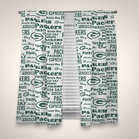 Green Bay Packers NFL Anthem Window Panels