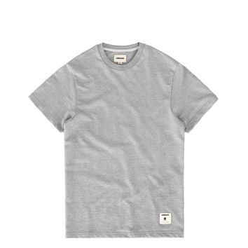 Essential Terry Tee Heathered Grey