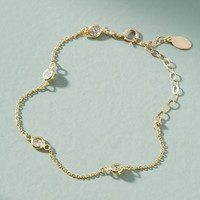 Hollow Anklet