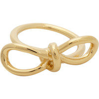 Boucle Bow Ring