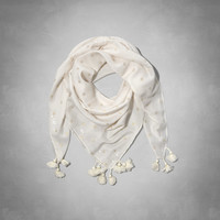 Pretty Shine Scarf
