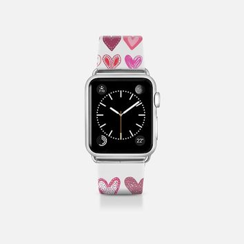 Many hearts Apple Watch Band (38mm) by Heaven Seven | Casetify