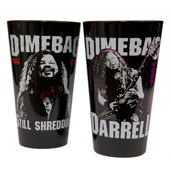 Pantera - Darrell Still Shredding Pint Glass Set