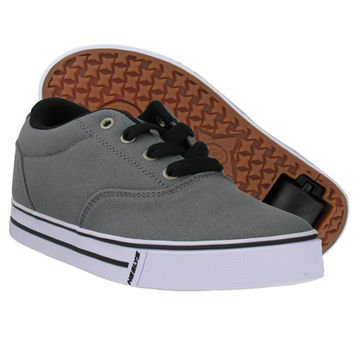 Heelys Boys Launch (4-7)) Shoe - Grey-Casual Shoes-Shoes-Boy's-MEN'S - Sport Chalet