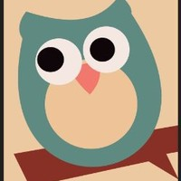 Rikki KnightTM Green Owl on Brown Design iPhone 4 & 4s Case Cover (Black Rubber with bumper protection) for Apple iPhone 4 & 4s