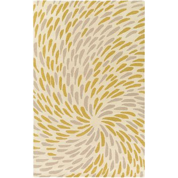 "Surya Floor Coverings - EGF1004 Flying Colors 5' x 7'6"" Area Rug"