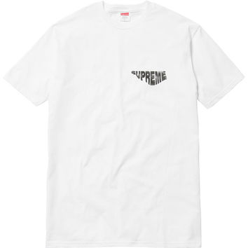 Supreme: Dumb Childish Tee - White
