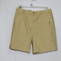 Passports Beige Shorts Size 6 new