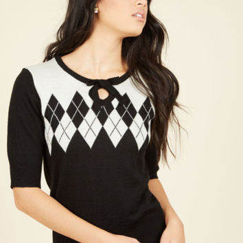 Four O'Clock Rockabilly Sweater | Mod Retro Vintage Sweaters | ModCloth.com