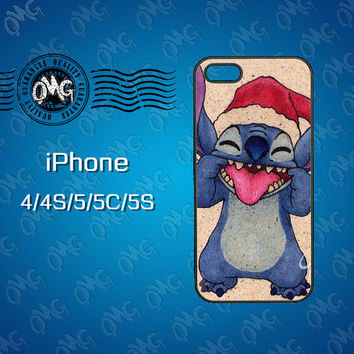 Stitch , iPhone 5S case , iPhone 5C case , iPhone 5 case , iPhone 4S case , iPhone 4 case
