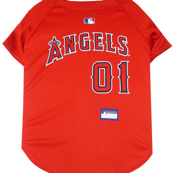 Los Angeles Angels Dog Jersey