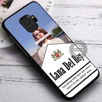 Color Cigarettes Lana Del Rey iPhone X 8 7 Plus 6s Cases Samsung Galaxy S9 S8 Plus S7 edge NOTE 8 Covers #SamsungS9 #iphoneX